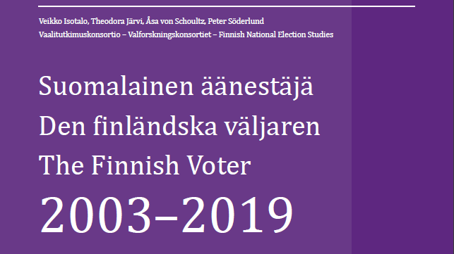 The Finnish voter